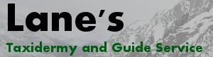 Lane's Taxidermy and Guide Serivce